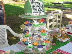 mad hatters  Birthday - Mad Hatter Tea Party