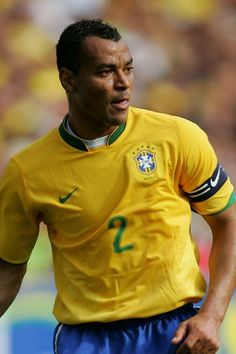 Cafu ~ one of the best wing backs ever ~ AWESOME!