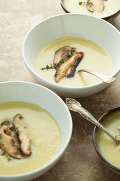 Celery Root and Potato Soup with Sautéed Shiitakes – A velvety cold-weather soup made with celery root and potatoes, topped with sautéed shiitake mushrooms. Pineapple Health Benefits, Turmeric Health Benefits, Best Nutrition Food, Health And Nutrition, Health Tips, Nutrition Articles, Nutrition Guide, Health Recipes, Benefits Of Eating Avocado
