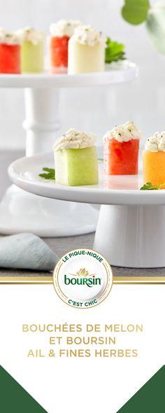 Ces bouchées hautes en couleur apporteront de la fraîcheur à vos tablées estivales. Voyez comment elles sont faciles à préparer.