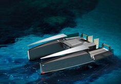 Wally Powercat 115 Yacht