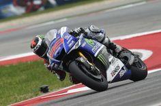IMGP: ARG FP1, Lorenzo subito in testa, bene Iannone