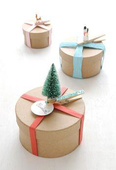 kerstcadeaus inpakken 10