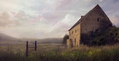 Eleris : Isolated House by Silberius on DeviantArt