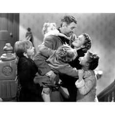 ItS A Wonderful Life Canvas Art - (20 x 16)