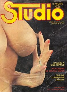 Studio Magazine March 1975