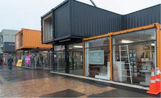roosevelt row phoenix shipping containers - Google Search
