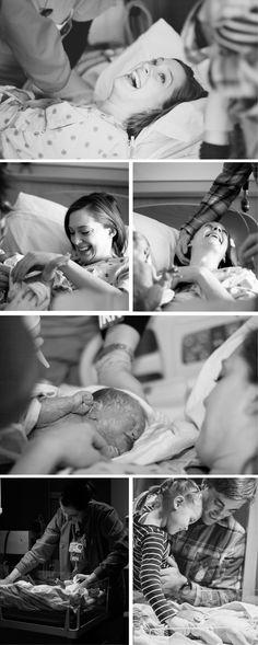 Love the black and white birth pics...@catherine gruntman Jarvis :)Birth Photography   Pearl Photo & Design