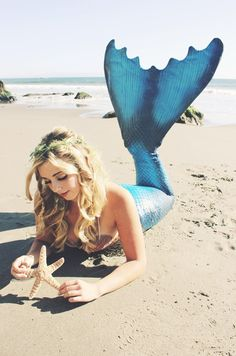Fairytale Shoot: The Mermaid