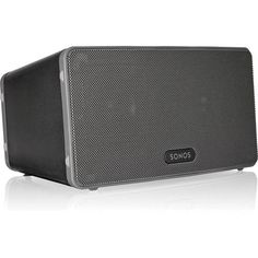 Sonos PLAY:3 Wireless Smart Speaker - Black : Target