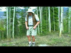 """Neature Walk - Episode 1 - One of the funniest things I have ever seen...all the episodes are good, but this is the best.  """"You know it's an aspen tree because of the way it is.""""  LOL"""