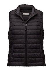 Vest Down - BLACK