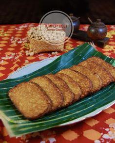 Indonesisch Kochen: Tempeh Filet Knackig, Herzhaft und Vegan Nasi Goreng, Tempe Goreng, Tempeh, Tofu, Vietnam, Thailand, China, Vegan, Indonesia