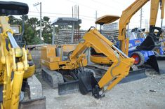 Japan Surplus Nissan N260 Mini Excavator, Nerf, Nissan, Japan