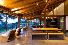 Country House in Macacos-Sarmento & Melo Architecture-17-1 Kindesign