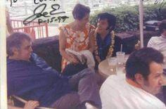 rare Elvis Fotos! - Seite 10 / Elvis in Hawaii in early 70's with Lamar (left) and Joe Esposito.