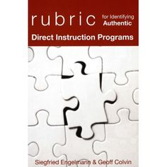 thesis on direct instruction in reading programs The effect of direct instruction in teaching addition and subtraction of decimals this thesis is brought to you for free and open access directinstruction.