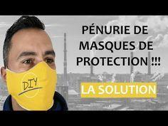 COMMENT FAIRE SON MASQUE DE PROTECTION - YouTube Tutu Sans Couture, Sewing For Kids, Diy For Kids, Printable Masks, Free Printable, Diy Masque, Crochet Mask, Diy Face Mask, Face Masks