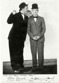 Laurel and Hardy 1930