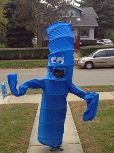 Make a Wacky Waving Inflatable Arm-Flailing Tube Man Costume for Halloween Do a scary face Teen Boy Halloween Costume, Easy Homemade Halloween Costumes, Teen Boy Costumes, Cute Halloween Costumes, Halloween Diy, Funny Costumes, Halloween 2018, Cool Costumes For Kids, Diy Costumes