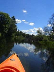 Kayaking the AuSable | AMtraveltimes