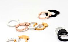 Loop's Rings - Sibylle Krause