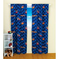 cars curtains - Google Search