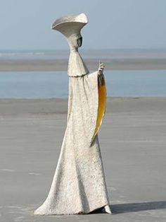 "Pas de Basque - Philip Jackson  Bronze Edition : 8 Height : 190 cm / 75"" Width : 51 cm / 32"" Depth : 71 cm / 28"""