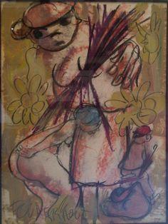 Frans Claerhout - South African artist South African Artists, Painter Artist, Like Animals, Art World, Painters, Art History, Playground, Baskets, Art Pieces