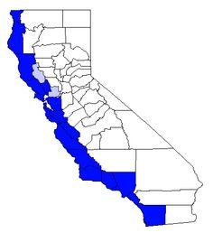 Coastal California - Wikipedia, the free encyclopedia