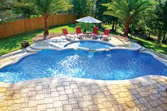 Pools built on a slope swimming pools and retaining for Pool builders yatala
