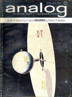 """Avril 1964 - N° 401, couverture de Woolhiser """"Sunjammer   Flickr - Photo Sharing!"""