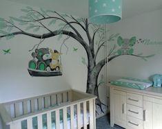 me to you muurschildering babykamer