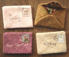 autumn, brain storm, brown, card, envelope, envelopes