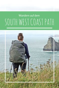 Auf dem South West Coast Path wandern: Alles was Du wissen musst Everything you need to know if you want to hike the South West Coast Path on the south coast of England. Tips on accommodation, best travel time for a long-distance hike and much more! Oregon Coast Hikes, Southern Oregon Coast, Oregon Road Trip, Oregon Travel, West Coast Usa, South West Coast Path, West Coast Road Trip, Drive In, Pacific Coast Highway