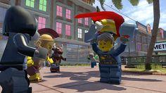 LEGO City Undercover Trailer Reveals Some Crazy Costumes - http://www.entertainmentbuddha.com/lego-city-undercover-trailer-reveals-some-crazy-costumes/