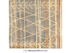 MOROCCAN RUG - Stark Carpet Rugs. Available at the DD Building suite 1102 #ddbny #starkcarpet
