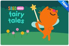 Learn more about our thoughts behind Sago Mini Fairy Tales!  http://www.sagosago.com/parents/fairytales/