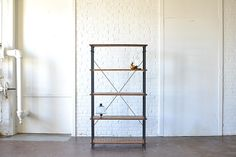 Large Industrial Shelves | Paisley and Jade