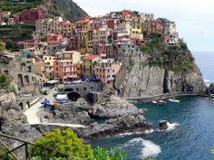 Itinerari in Liguria: le Cinque Terre