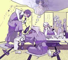 Bleach// Rukia and Renji
