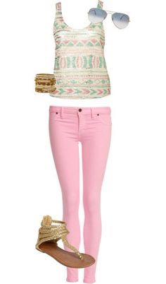 outfit para salir en verano