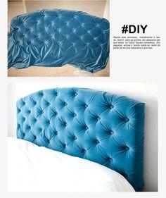 Ideas For Bedroom Furniture Makeover Diy Home Bedroom Furniture Makeover, Home Furniture, Diy Room Decor, Bedroom Decor, Home Decor, Diy Casa, Creation Deco, Diy Headboards, Moda Blog