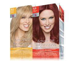 avon hair color | Avon Advance Techniques Professional Hair Color ...