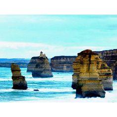 12 apostle #australia #12apostles #melbourne by tomasnocera http://ift.tt/1ijk11S
