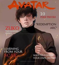 Avatar Magazine covers!