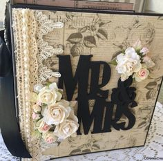 Another Chunky Wedding Album! Prima! Wild Orchid Crafts!
