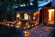 Amara Selous - Tent - Tanzania / by Neil Rocher Design
