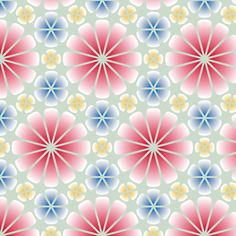 SC64Vr : frosted flowers fabric by sef on Spoonflower - custom fabric