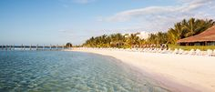 All Inclusive Adults Only Resort    El Dorado Maroma Resort, Riviera Maya in Mexico with overwater bungalows